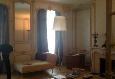 Appartement de 180m2 à Paris 16