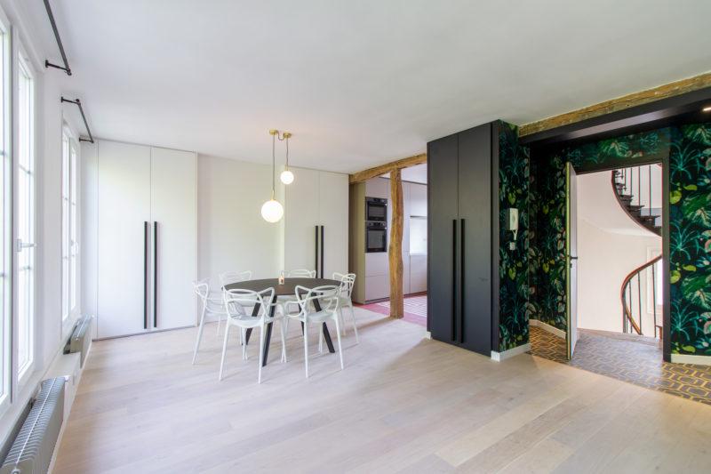 Appartement 80m2 Rouen Rénovation Totale
