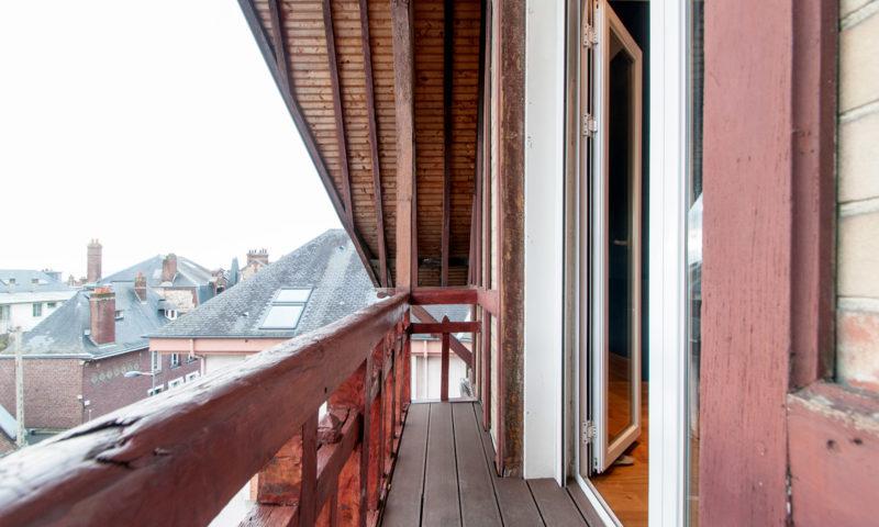 Appartement Rouen Quartier Gare